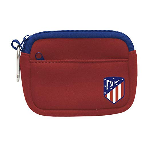 Atletico Madrid Neopreno Monedero Tiempo Libre Sportwear