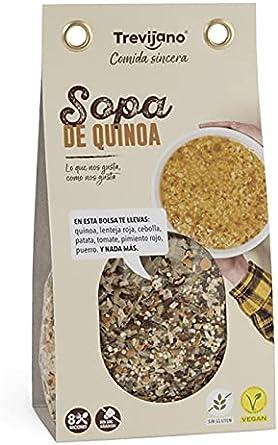 TREVIJANO Sopa de Quinoa bolsa de 200 gr