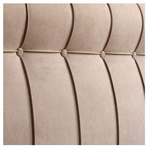 Lanrui Doppel Daybed Kissen Wedge Bett Soft Bag Zurück Kissen Kopfabdeckung Stoff abnehmbar und waschbar große Rückenkissen Lesekissen Bett (Color : E, Size : 200X60X10cm)