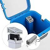 Kit de Filtro CPAP, Cartucho de Juego de Filtro, Adecuado for sustituir Soclean 2 de Filtro Que Incluye 4 filtros y válvulas de retención 4-4 Juego de Pieza