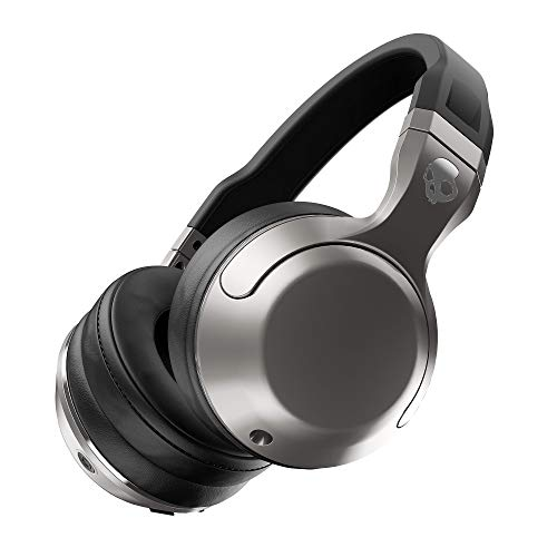 Skullcandy Hesh 2 Bluetooth Wireless Over-Ear Headphones with Microphone, Supreme Sound and Powerful Bass, 15-Hour Rechargeable Battery, Soft Synthetic Leather...