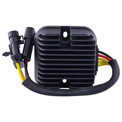 STAGE 1-2012-2016 Polaris RZR 900/1000 Mosfet Voltage Regulator Performance Black Edition Upgrade Kit OEM Repl.# 4013978 4015816