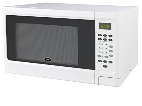 Oster OGCMS311WE-10 1.1 cu. Ft. Microwave Oven, White