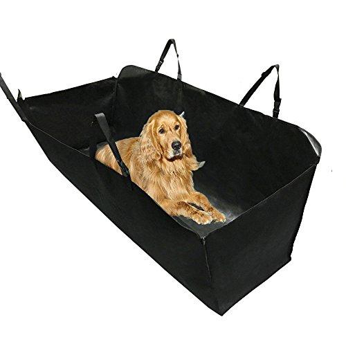 Generic Pet Dog Car Seat Cushion Cover Fold Waterproof Back Seat Cover Hammock Convertible Seat Pet Mat