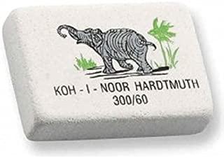 KOH-I-NOOR 0300060025KD Soft Eraser for Graphite Pencil