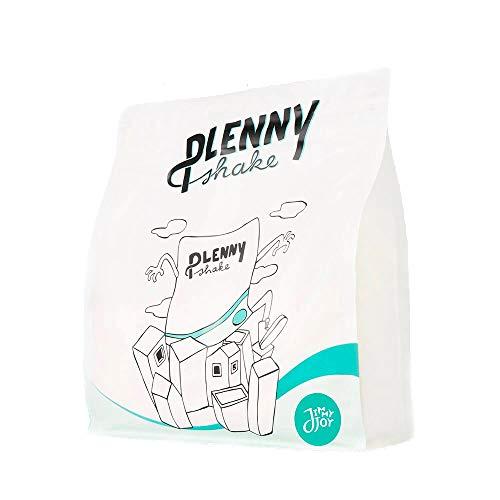 Jimmy Joy Chai Latte Plenny Shake Active, 2 Bolsas x 10.000 kcal, de Comida, Nutrición Completa 26 Vitaminas y Minerales, 29gr Proteína, Vegano, Sin Lactosa, Sin OGM y Maltodextrina