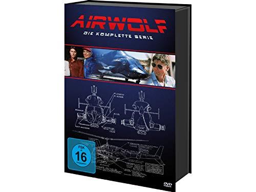 Airwolf - Die komplette TV-Serie (21 DVDs)