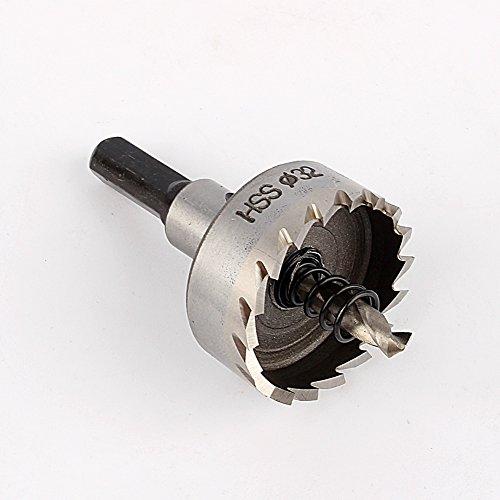 Seghe A Tazza In Metallo HSS In Acciaio Inossidabile Resistente A Dimensioni Da 32Mm, Punte Da Trapano Per Taglio Acciaio Inossidabile, Acciaio Dolce, Ferro, Rame E Ottone