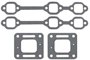 EXHAUST GASKET 2021 new SET GLM Sierra 39870; Part Number: Complete Free Shipping