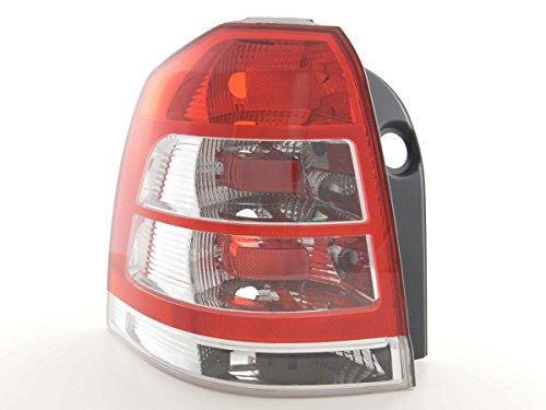 FK Automotive FK achterlicht achterlicht achterlicht achteruitrijlichten achterlamp achterlicht links FKRLOP010005-L