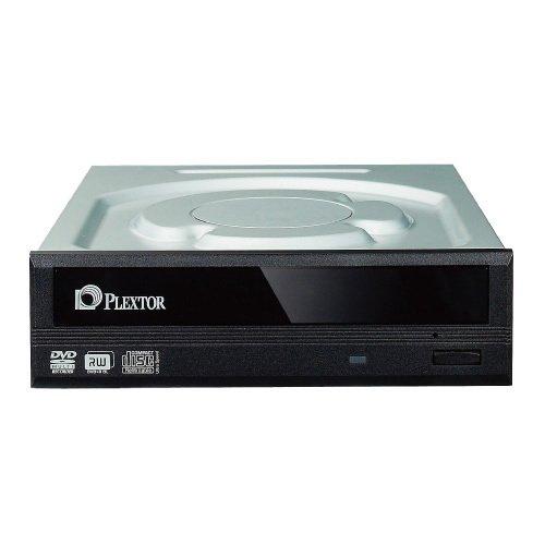 Plextor PX-891SAF DVD/RW-Brenner, 24-Fach, SATA, Dual Layer, Schwarz