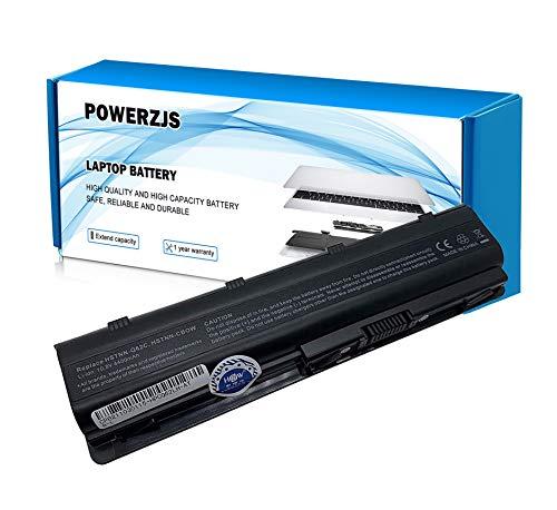 Batería de Repuesto HSTNN-Q61C HSTNN-Q62C MU06 MU09 para HP G32 G42 G62 G72/ Compaq Presario CQ42 CQ43 CQ56 CQ62 / Pavilion DM4 DV7 G6 G7 Serie/ Envy 17 Serie Portátil Bateria -10.8V 4400mAh