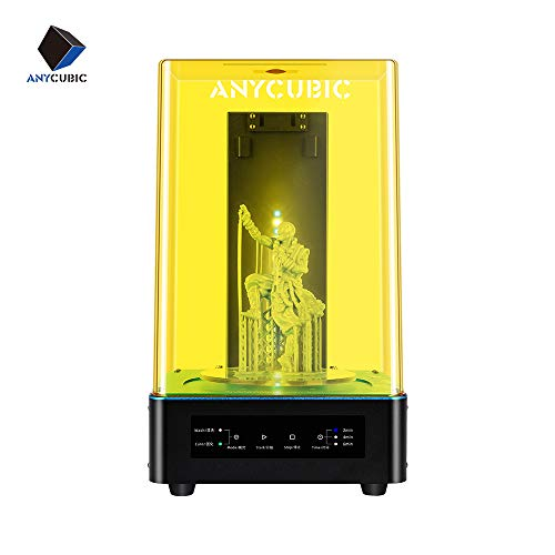 ANYCUBIC Wash & Cure Dryer UV LED Curing with Washing Function Suitable for 405nm/356nm LCD/DLP 3D Printer
