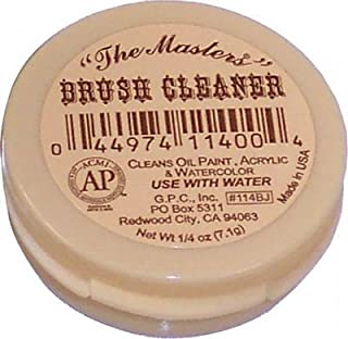 Masters Brush Cleaner and Preserver 1/4 oz.