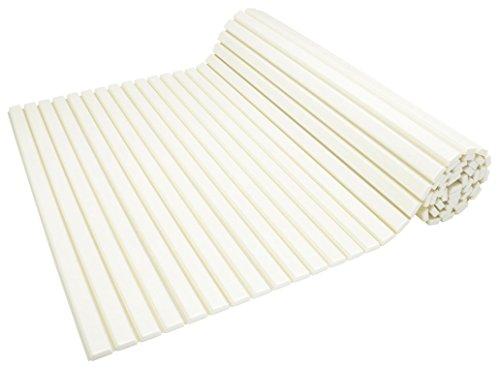 ガオナ これカモ シャッター式風呂フタ 幅70×長さ150cm (コンパクト 軽量 アイボリー) GA-FR017