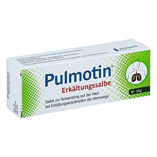 Pulmotin Erkältungssalbe, 25 g