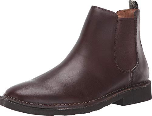 Polo Ralph Lauren Talan Chelsea Brown Leather 10.5
