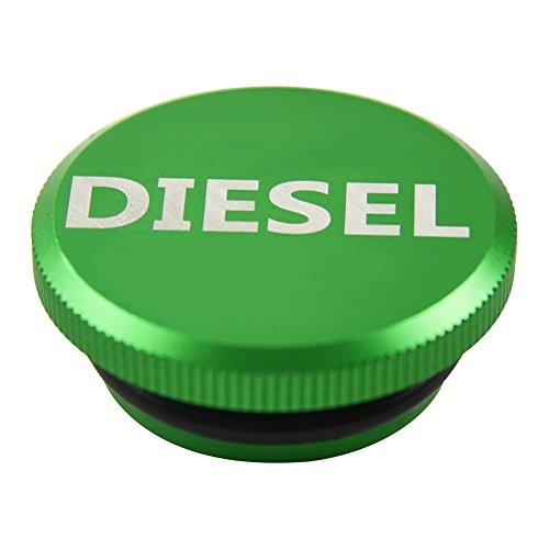 Diesel Magnetic Fuel Cap Billet Aluminum for 2013-2017 Dodge Ram 1500 2500 3500