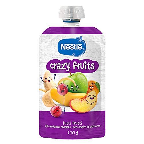 Nestlé Pure Crazy Fruits 110g- Pack de 8