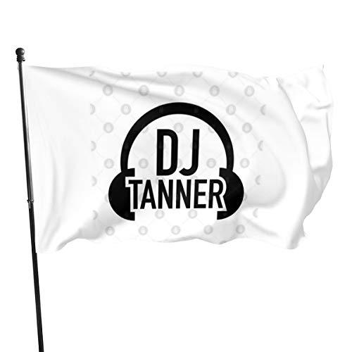 N/ DJ Tanner Flaggen-Banner, 91 x 152 cm