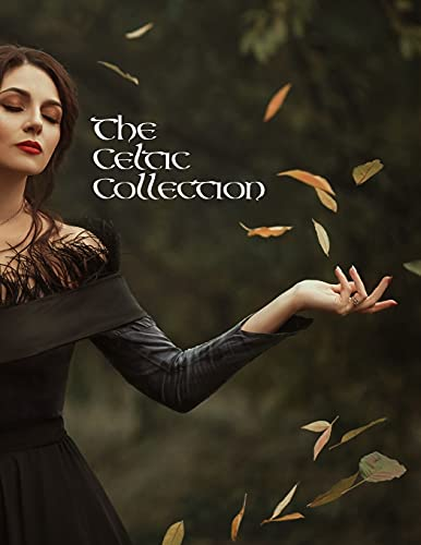 The Celtic Collection: GORGEOUS References for Fantasy Artists!