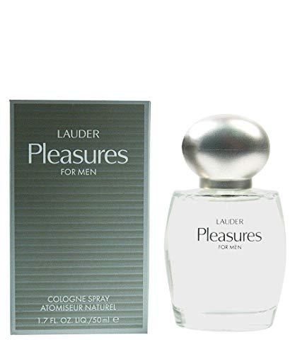Estee Lauder Pleasures homme / men, Eau de Cologne 50 ml, 1er Pack (1 x 50 ml)