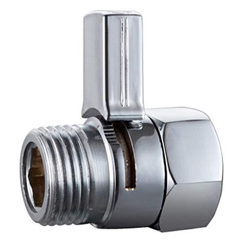 Ontracker Válvula de cierre de control de flujo para grifo de ducha de mano