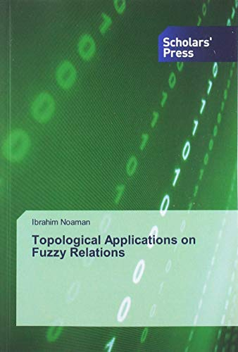 Topological Applications on Fuzzy Relations