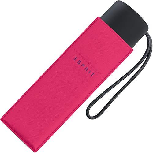 Esprit Taschenschirm Petito - Beetroot Purple