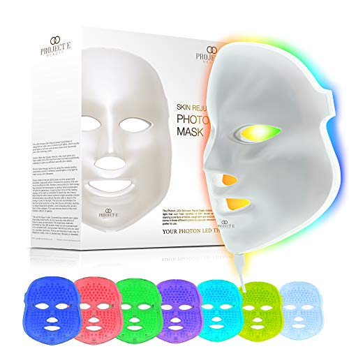 Best LED Mask for Skin Rejuvenation – Project E Beauty