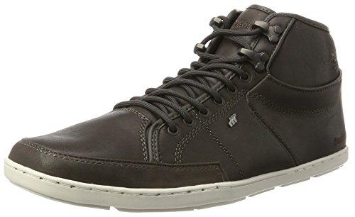 Boxfresh Herren Swapp 3 Hohe Sneaker, 46 EU, Braun