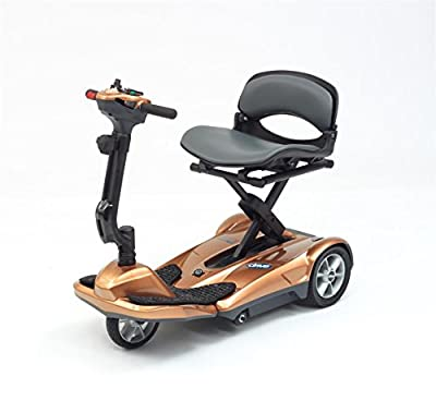 Drive Medical Megatronn Automatic Folding Lightweight Mobility Scooter