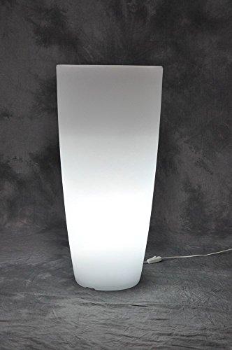 ACCUEIL lumière ronde VASE CM.33X33X70 glace / BIA