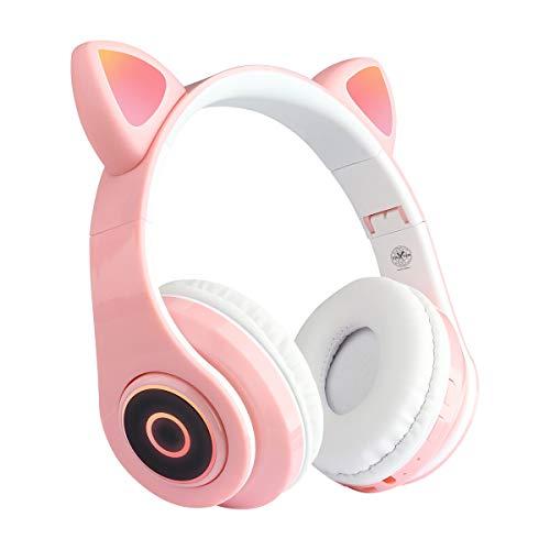 audífonos kawaii de la marca TRIXTER LIMITED COMPANY