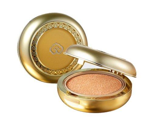 The History of Whoo Gongjinhyang Mi Luxury Golden Cushion No.21 SPF 50+/PA+++ 15g X 2EA KOREA cosmétiques
