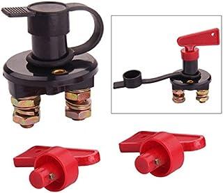 3x Interruptor Enlace Desconectador Aislador Motor Herramienta Manual Fontaner/ía