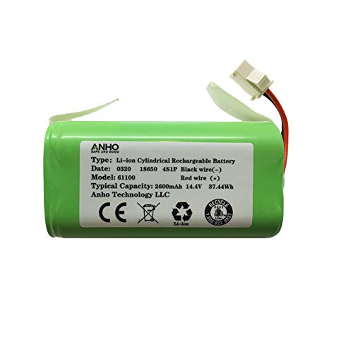 AnhoTech Replacement Battery Com...