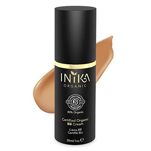 INIKA Certified Organic BB Cream, Honey