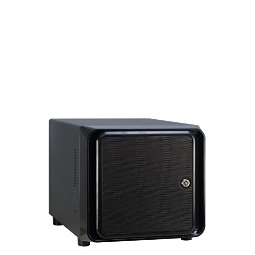 Inter-Tech 88887112 Case IPC SC-4100 4*HDD ITX Cube