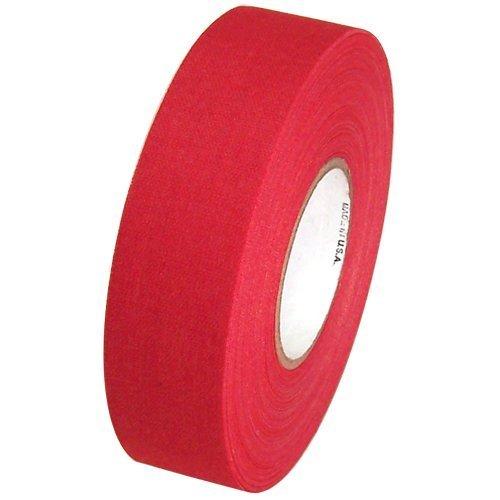 Reinigungstuch Hockeyschläger Tape, mehrere Farben, (3Pack), rot
