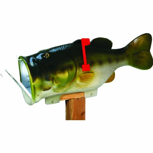 REP Giant Bass Mailbox Exclusive Color 35 In. Long