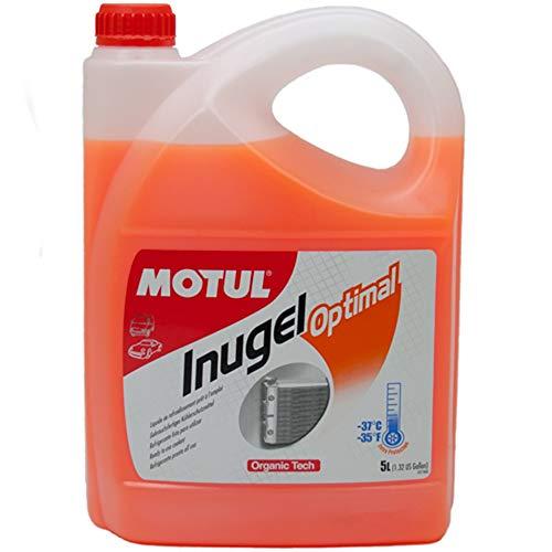 Motul Inugel Optimal 102924 - Anticongelante , 5 L