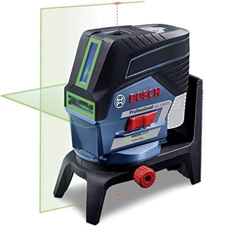 Bosch Professional Sistema 12V Nivel Láser GCL 2-50 CG (sin batería y cargador, láser...