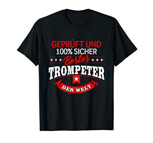 Bester Trompeter - Trompeten & Trompetespieler Geschenk