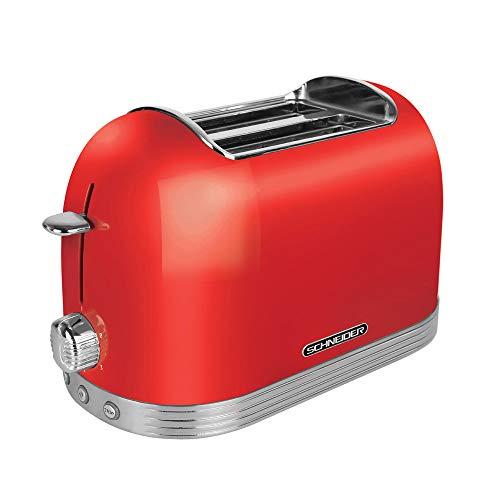 Schneider Comsumer SL T2.2 FR 2slice(s) 850W Rot Toaster