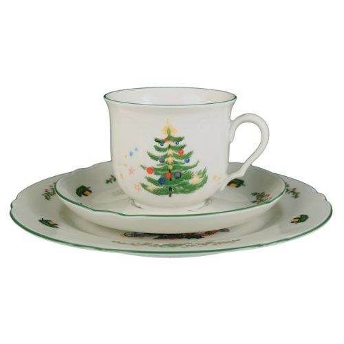 Seltmann Weiden, Marie Luise Weihnachten, Kaffee-Gedeck 3-tlg.
