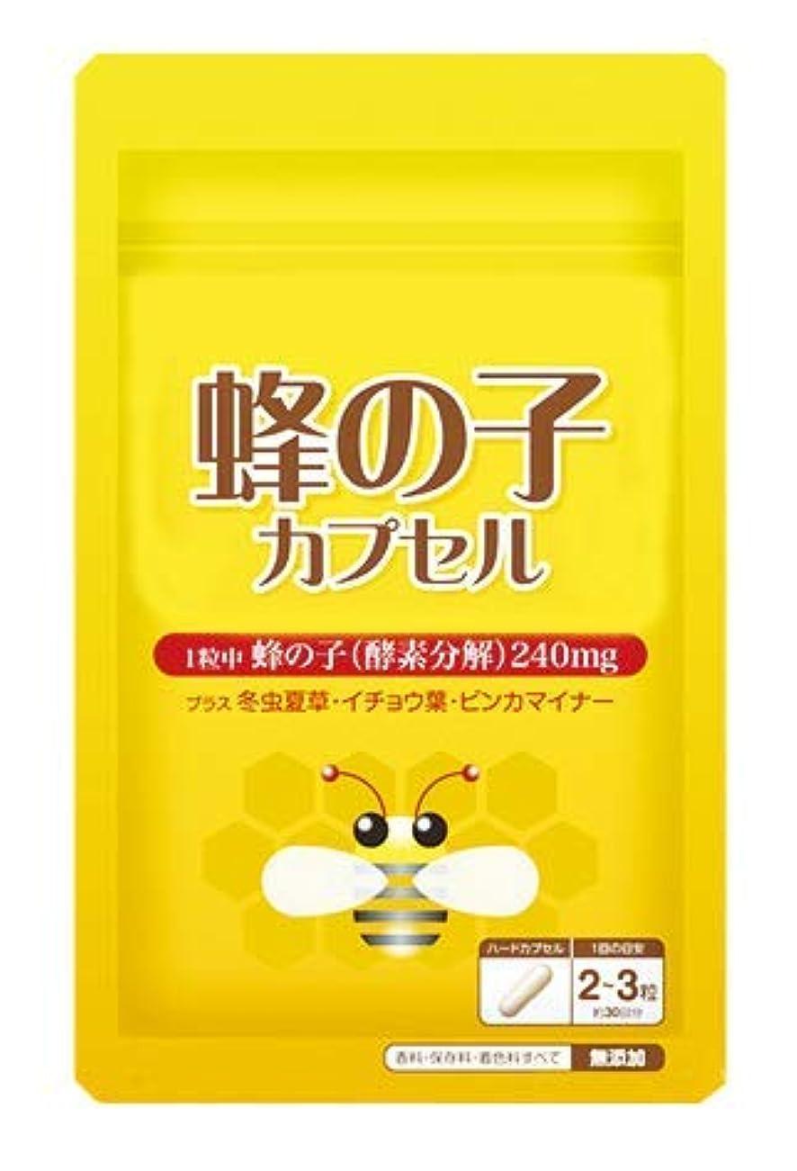 サスティーンロール委任する蜂の子カプセル60粒入り(1粒中に蜂の子240mg配合)送料無料
