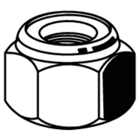 Lock Nut #4-40 Plain Max 81% OFF PK15150 SS Our shop most popular