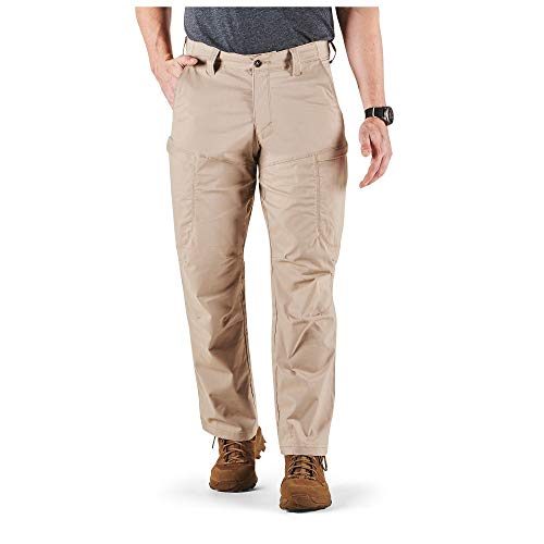 5.11 Men's Apex EDC Pants, Khaki, 38W x 34L, Style 74434