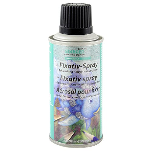 NEU Fixativ-Spray, 150 ml